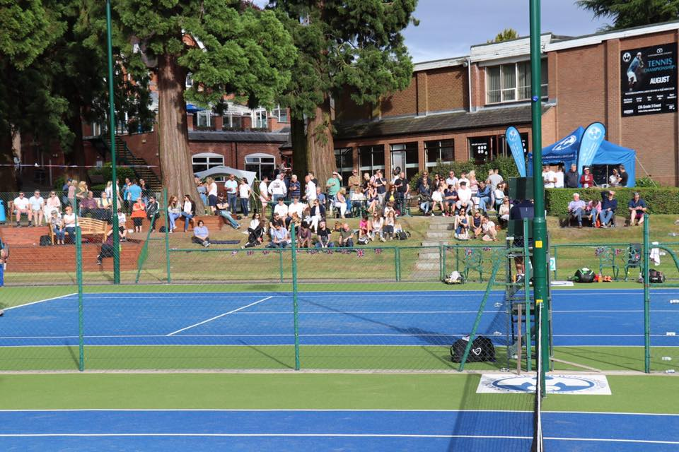 Great Entry For Club Tennis Championships