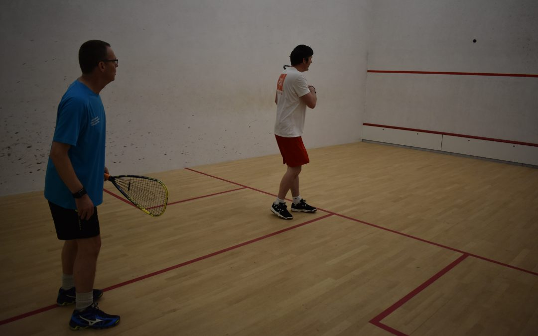 Racketball For Rehab