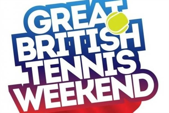 Free Tennis For Great British Tennis Weekend