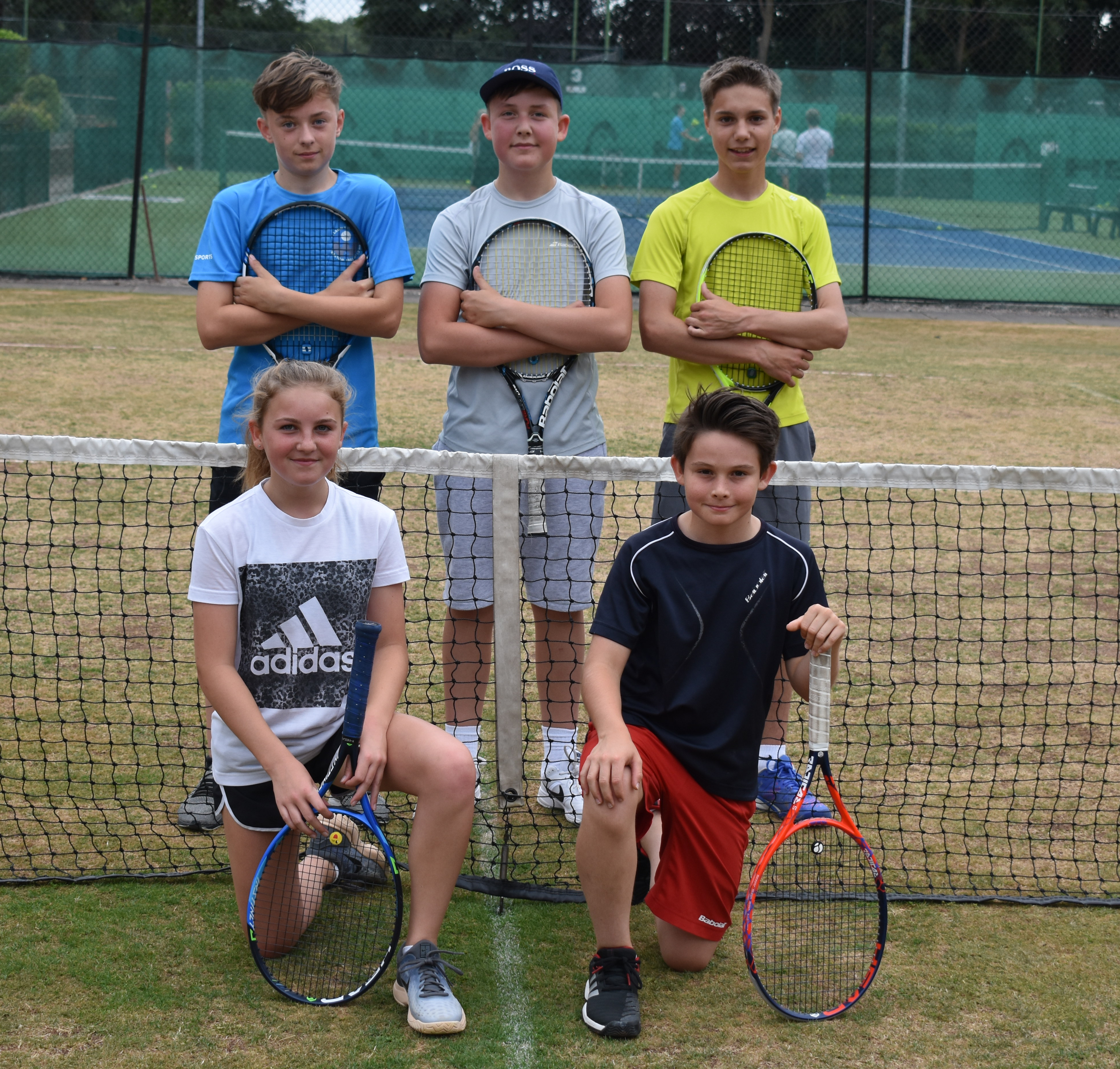 Sign Up For Half Term Tennis Camp