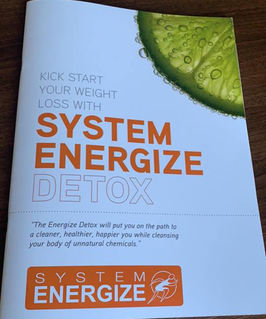 Still Time To Join The Detox!