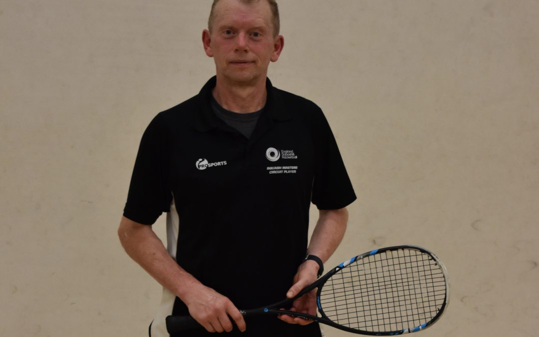 Squash Still The Sport For Griff