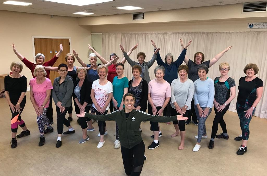 Fun And Fitness For The Over-Fifties