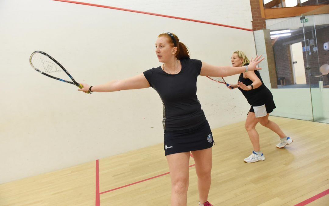 First City Squash Championships Underway