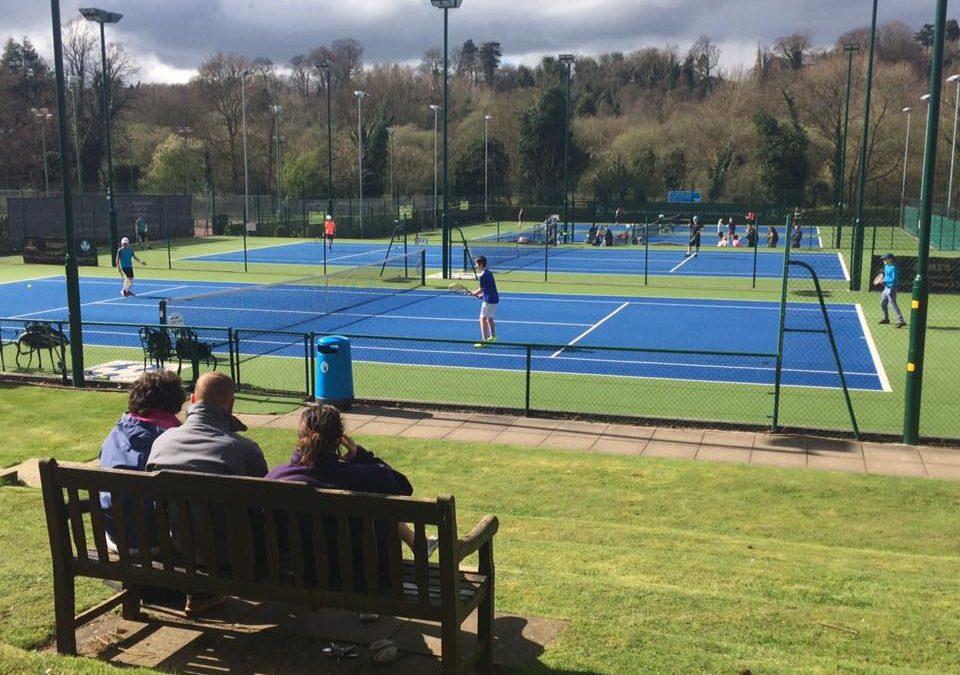 Howard Wright Club Tennis Championships