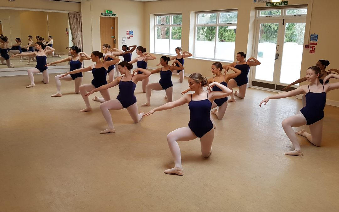 Let's Dance With Long-Running Academy at WLTSC
