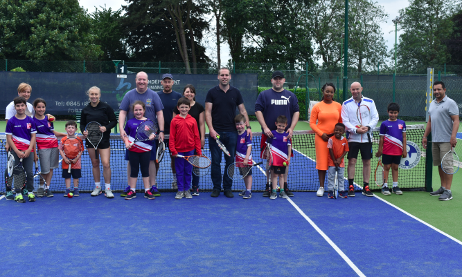 Tennis For Kids: Sign Up Now For Great Course