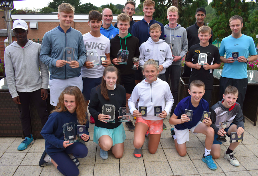 Staffordshire Championships A Big Success