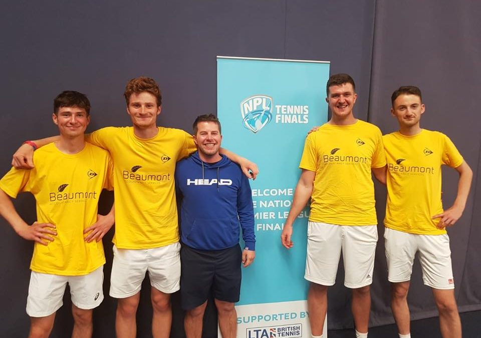 Sponsorship Opportunity For Top Tennis Team