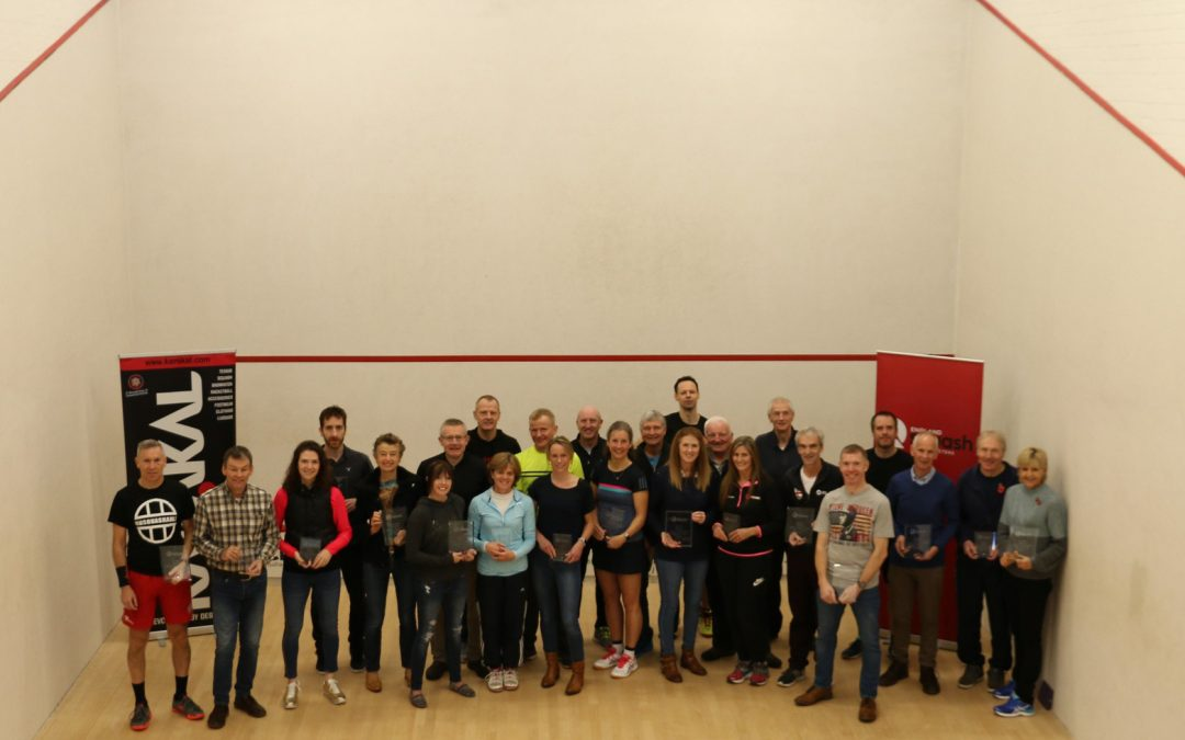 The Masters Of Squash Grace WLTSC