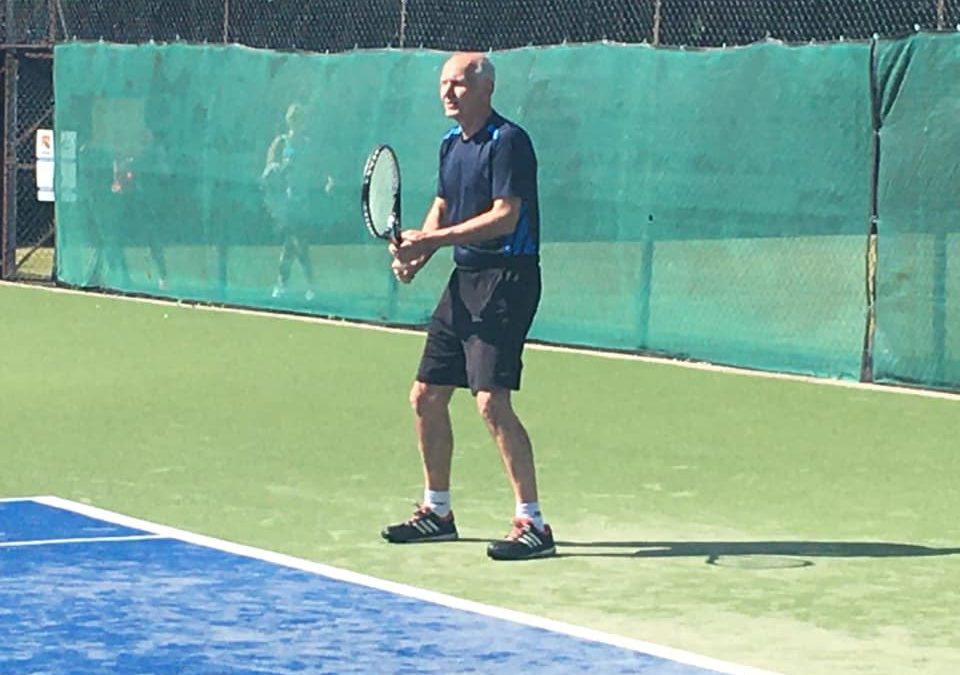 Outdoor Tennis Returns With Restrictions